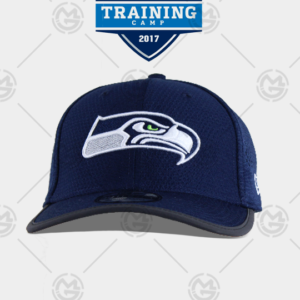 Gorra New era Seattle Seahawks 39 thirty curva azul