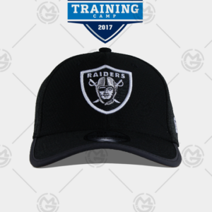 Gorra New era Oakland Raiders training 39 thirty negra 0191322549619