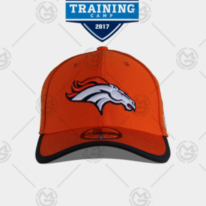 Gorra New era Denver Broncos 39 thirty curva naranja