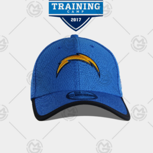 Gorra New era Chargers training 39 thirty azul cielo 0191322550721