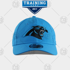 Gorra New era Carolina Panthers 9 twenty ajustable azul