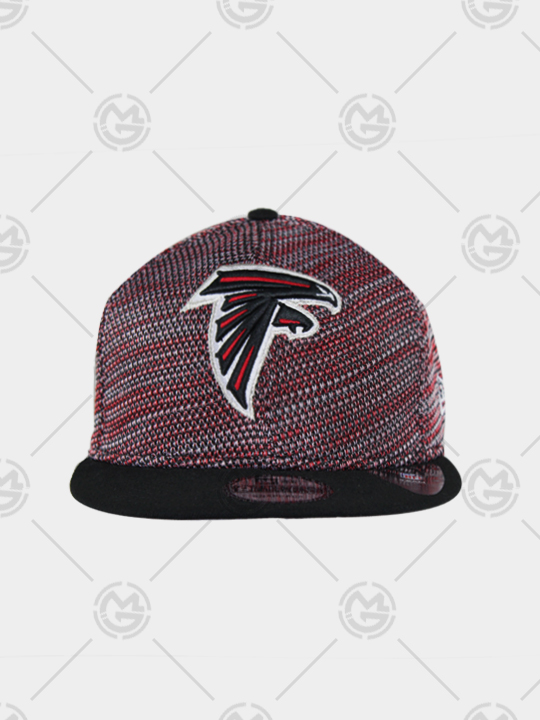 6f06b3ae7ff9a GORRA NEW ERA ATLANTA FALCONS 9 FIFTY PLANA GUINDA AJUSTABLE