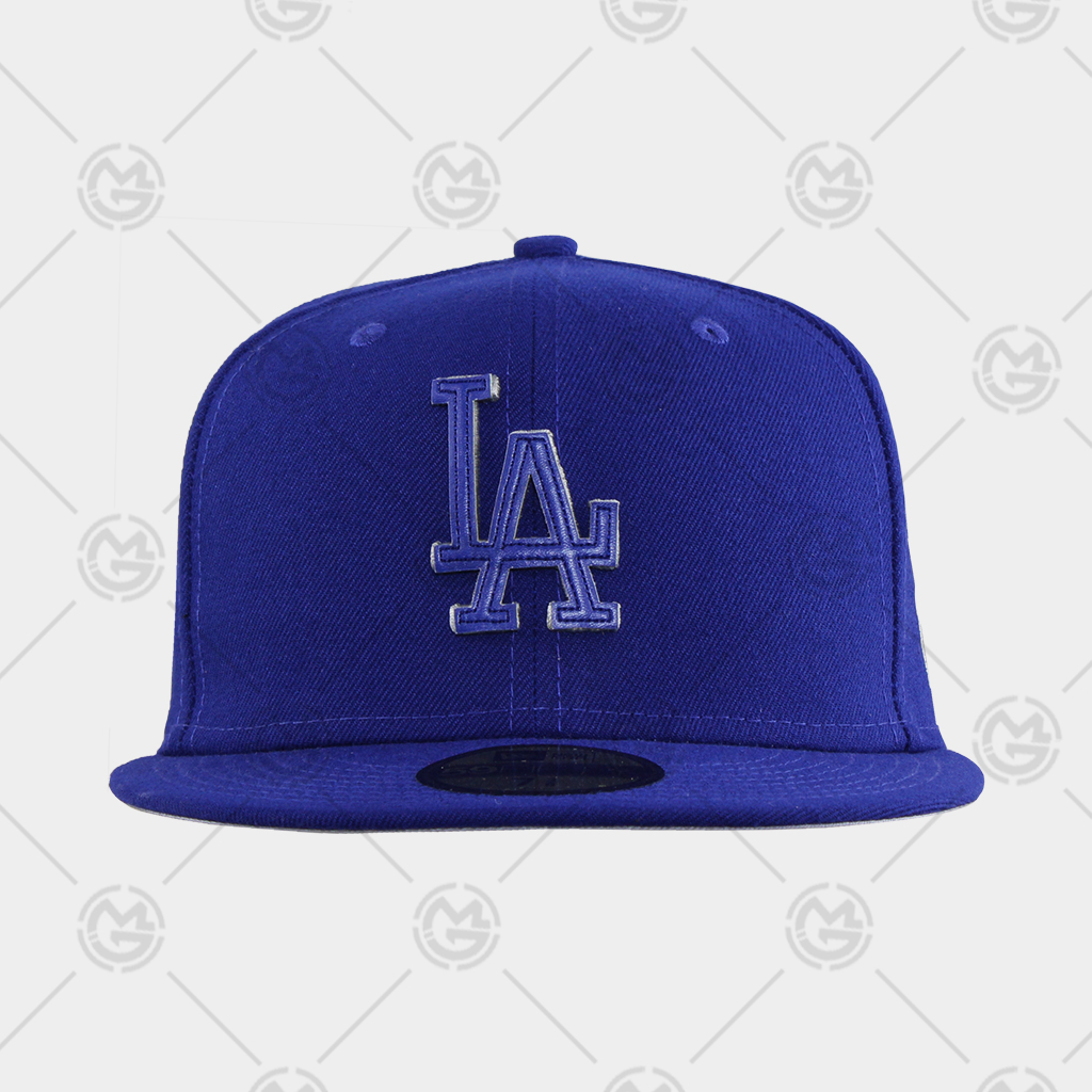 259a2d9ddf494 GORRA NEW ERA LOS ANGELES DODGERS 59 FIFTY PLANA AZUL