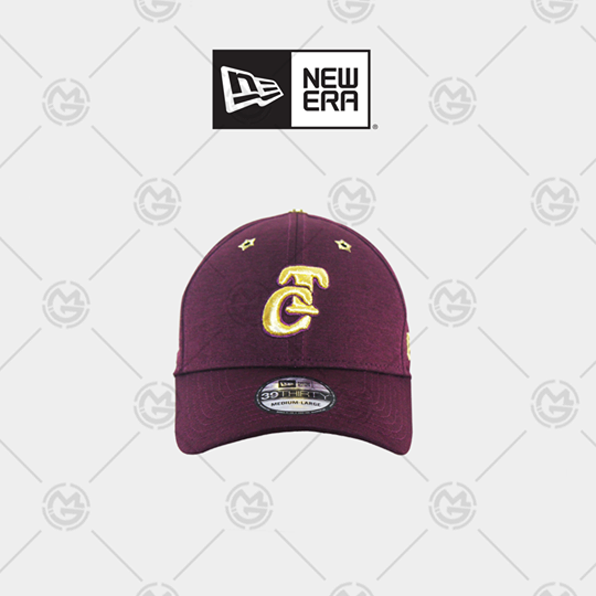 NEW ERA TOMATEROS DE CULIACÁN CURVA COLOR GUINDA 39THIRTY 11839547
