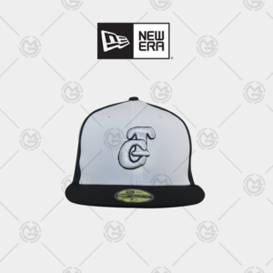NEW ERA TOMATEROS DE CULIACÁN PLANA COLOR BLANCO-NEGRO 59FIFTY 11839524
